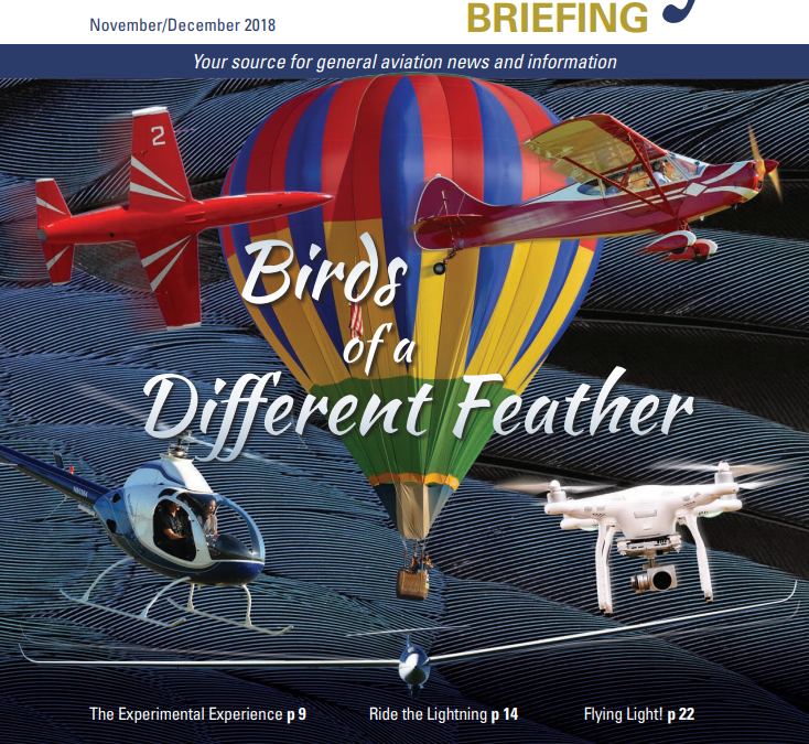 Federal Aviation Administration Safety Briefing Magazine